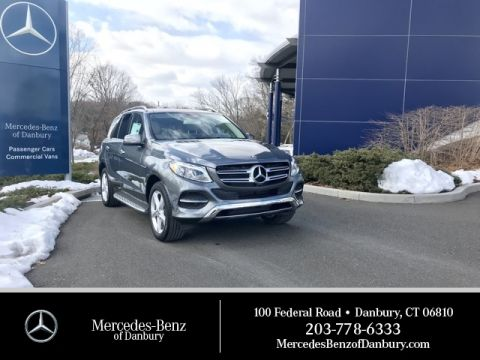 New 2018 Mercedes-Benz GLE 350 AWD 4MATIC®