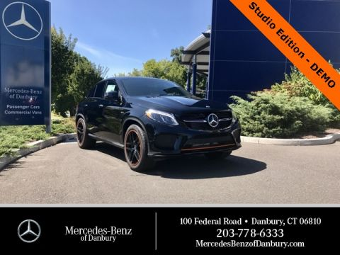 New 2018 Mercedes-Benz AMG® GLE 43 Coupe AWD 4MATIC®