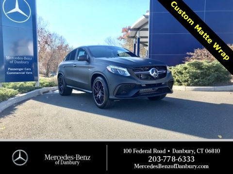 New 2018 Mercedes-Benz AMG® GLE 63 S Coupe AWD 4MATIC®
