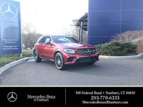 New 2018 Mercedes-Benz AMG® GLC 43 SUV AWD 4MATIC®